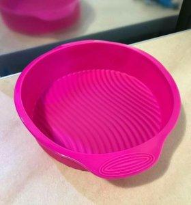 Форма силиконовая для выпечки