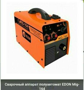 Сварочный полуавтомат инвертор Mig164