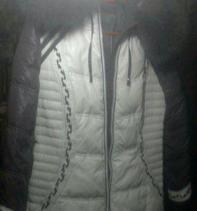 Куртка, пальто.