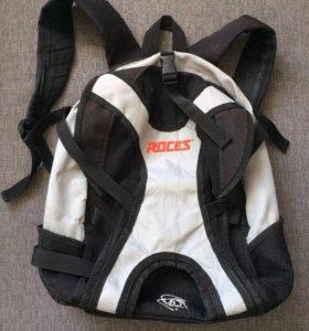 Рюкзак для коньков и роликов Roces