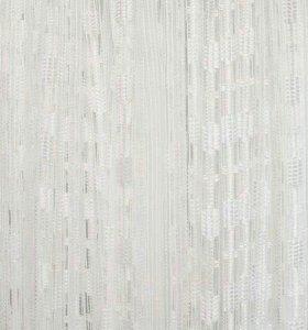 Нитяные шторы лезвие ширина 3м