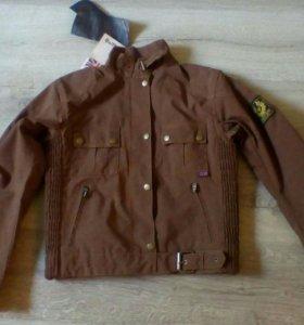 Belstaff, вощеная куртка