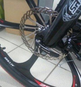 Новый велосипед катались три раза, подарок не вост
