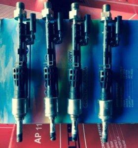 Форсунки топливные на БМВ Х6Х5,Е70 Е71.