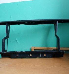 1 Панель рамки радиатора