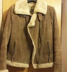 Куртка косуха утепленная Camaiou