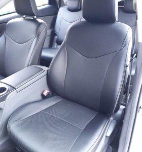 Автомобильные чехлы на Toyota Prius A