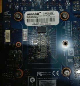 Inno3D GeForce GTX560 1GB DDR5