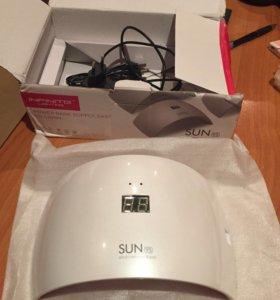Лампа UV/LED SUN 9S 24w