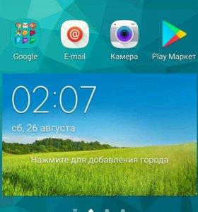 Galaxy s5 16 GB 16мегапиксель камера