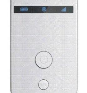 4g LTE модем-роутер WI-FI ZTE мf90+ beeline