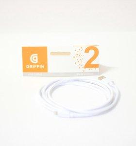 Griffin 2m Usb дата кабель для iPhone 5/6/7