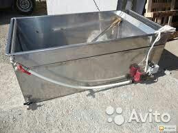 Ванна для водоимерсионной печати(аквапринт).