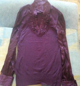 Новая блуза с OGGI