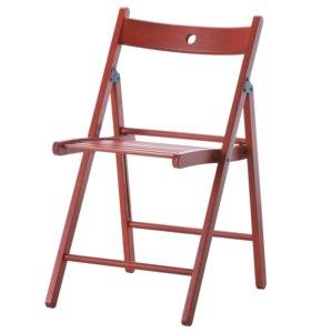 стулья складные терье икеа 6 шт.