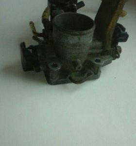 Дросельная заслонка на двигатель 5е тойота