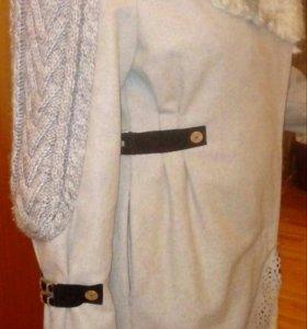 Пальто демисезонное коллекционное