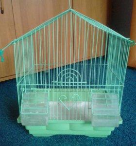 Клетка для попугагаев