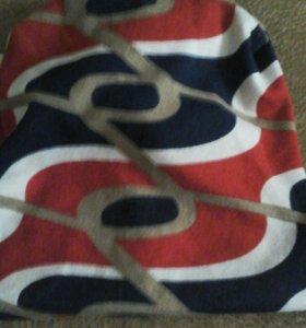 Шапка -шарф женская, новая