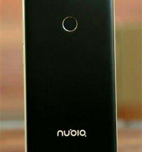 Nubia z11 black edition, 6+64, новый на гарантии!