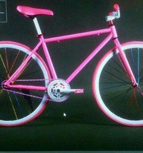Велосипед фиксер
