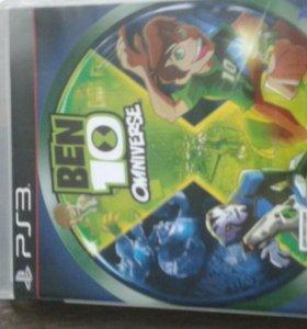 BEN10 OMNIVERSE на PS3
