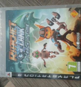 RATCHET & CLANK: A CRACK IN TIME на PS3