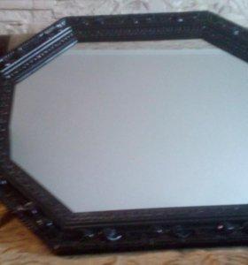 Зеркало настенное 740*610