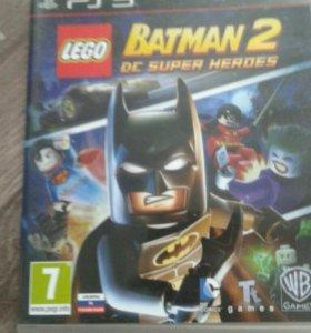 LEGO BATMAN 2 на PS3
