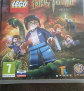 LEGO ГАРРИ ПОТТЕР на PS3