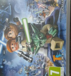 LEGO STAR WARS III THE CLONE WARS на PS3