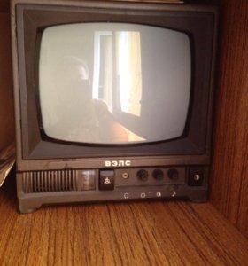 телевизор авто ч/б