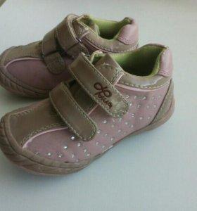 Новые! Детские ботинки