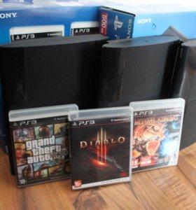 PlayStation3 с гарантией