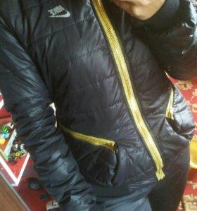 Теплый костюм Найк