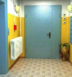 Технические двери перегородки от лифта