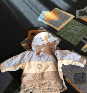 Куртка Детская, р. 74