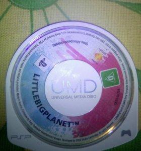 Диски на PSP