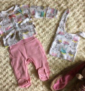 Детские вещи(цена за 1комплект)