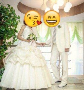 Срочно!!!Свадебное платье‼️‼️