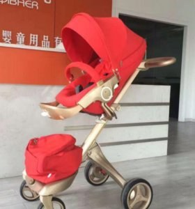 Детская коляска прогулка