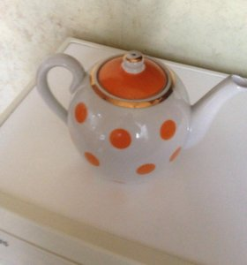 Заварочный чайник,1,5 л. Винтаж.