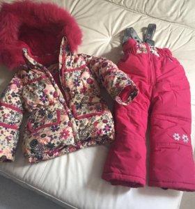 Зимний комплект (куртка и штаны)