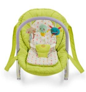 Шезлонг Happy Baby Nesty (новый)