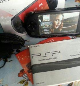 Продается игровая приставка PSP