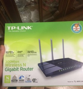 Wifi tp-link маршрутизатор