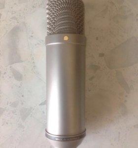 Ламповый микрофон RODE NTV