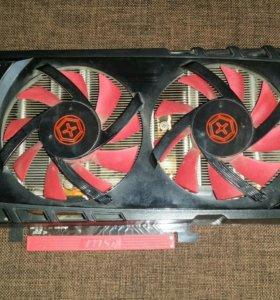 Видеокарта Palit GeForce GTX470