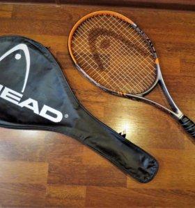 Ракетка для большого тенниса HEAD MG CARBON 910