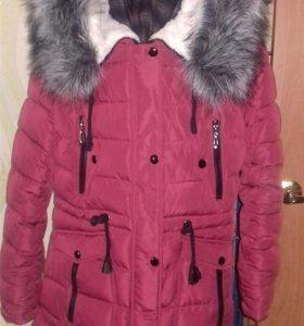 Куртка зимняя. Новая.